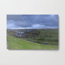 Yorkshire Dales Metal Print