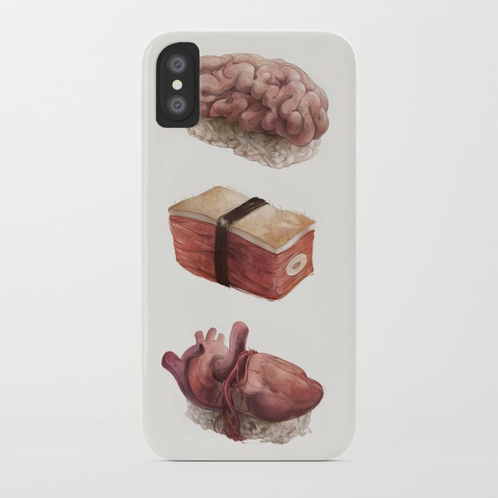 Fresh Flesh iPhone Case