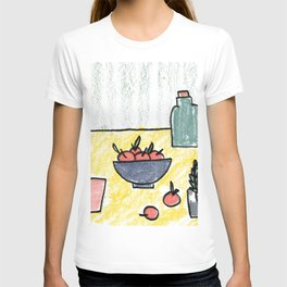 Yellow Table T-shirt