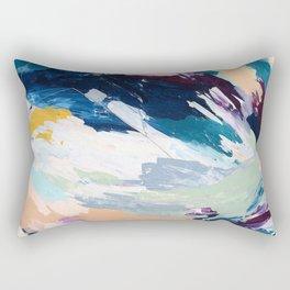 seaside. Rectangular Pillow