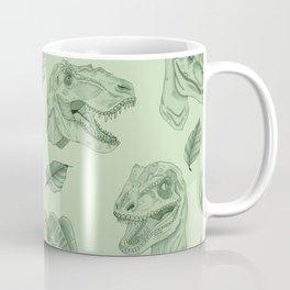 Dino Damage Coffee Mug