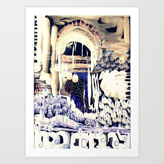 Nr. 554 Art Print