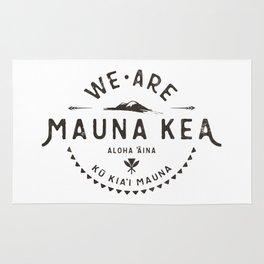 We are Mauna Kea Rug