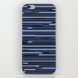 Blues iPhone Skin