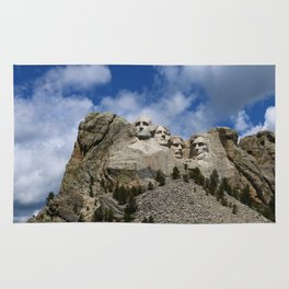 Mount Rushmore National Memorial Rug