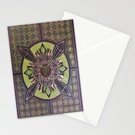 Heart Chakra Activation Stationery Cards