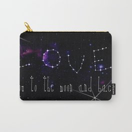 LOVE YOU GALAXY  Carry-All Pouch