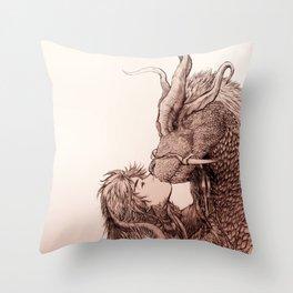Bonds Throw Pillow