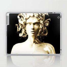 Gold Medusa Laptop & iPad Skin