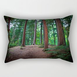 The Forest Rectangular Pillow