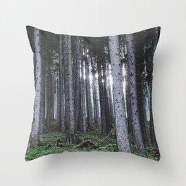 Fairest Forest Throw Pillow
