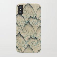 Mountain Breeze  iPhone X Slim Case