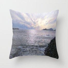 Meditarreneo Throw Pillow
