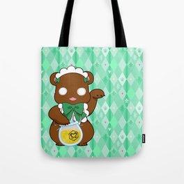 Lily Bear Lulu Tote Bag