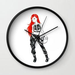 Pilot Wall Clock