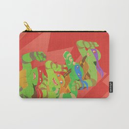 TMNT - Bros! Carry-All Pouch