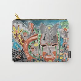 the massai Carry-All Pouch