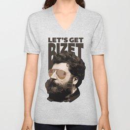 Let's get Bizet Unisex V-Neck