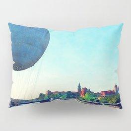 Cracow Wawel baloon Pillow Sham