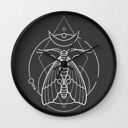 Geometry bug Wall Clock