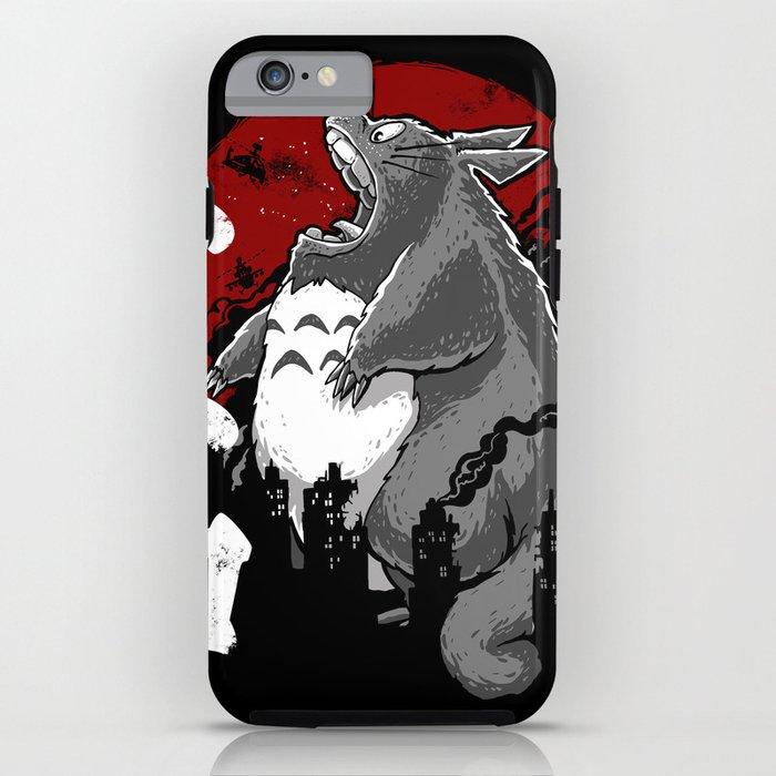 Totorozilla iPhone Case