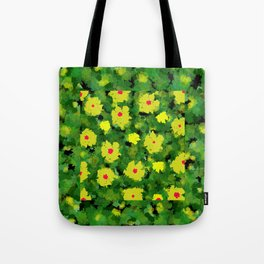 Digital painting for Paul Klee. Tote Bag