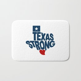 Texas Strong Bath Mat