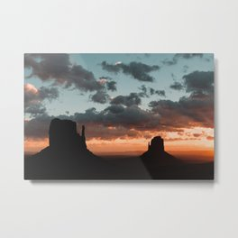 Monumental Morning Moment - 7/365 Metal Print