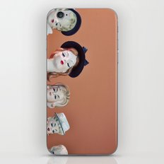 Ladies Who Lunch iPhone Skin
