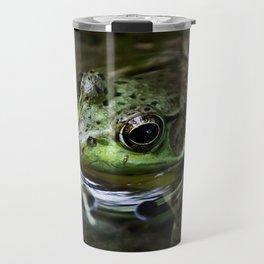 Frog Floating Travel Mug