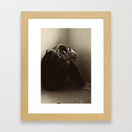 Sound of Sorrow Framed Art Print