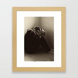 Sound of Sorrow Framed Art Print