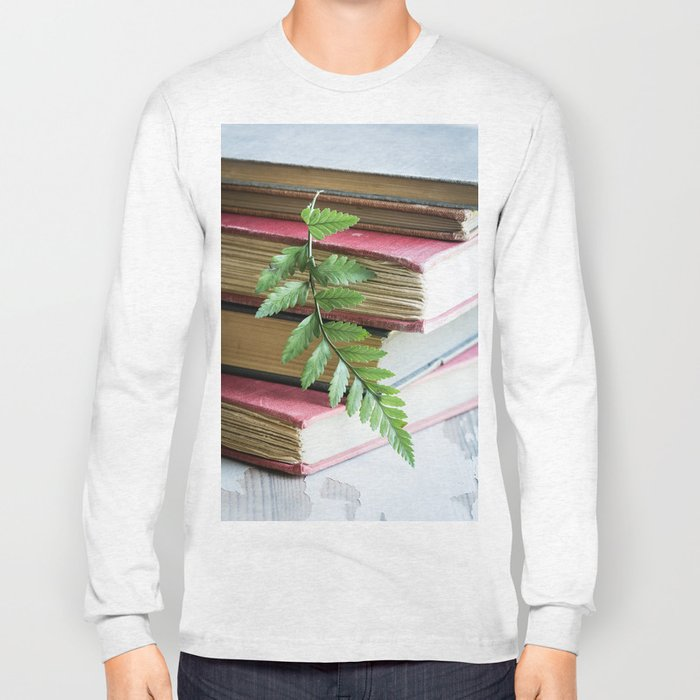 Botany Study Long Sleeve T-shirt