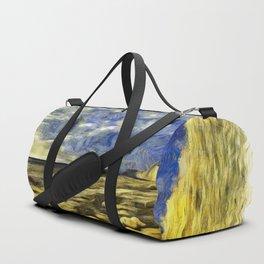 Birling Gap And Seven Sisters Van Goth Duffle Bag