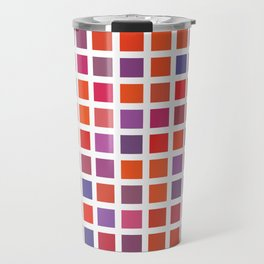 City Blocks - Love #947 Travel Mug