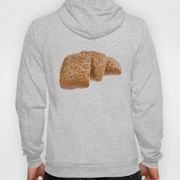 baked graham bread rolls Hoody