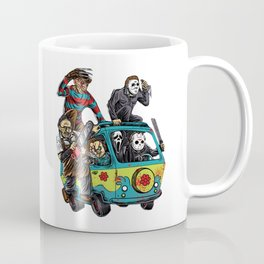 The Massacre Machine Horror Coffee Mug