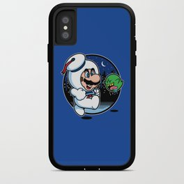Super Marshmallow Bros. iPhone Case