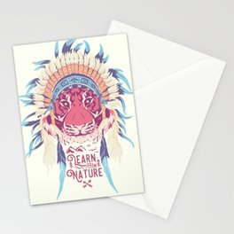 Learn from Nature Stationery Cards