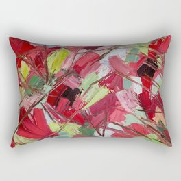 Abscission Rectangular Pillow