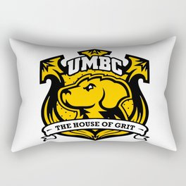 UMBC The House Rectangular Pillow