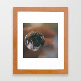 11 Framed Art Print