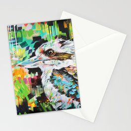 Serious Business [Kookaburra] Stationery Cards
