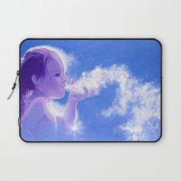Snow Fairy Laptop Sleeve