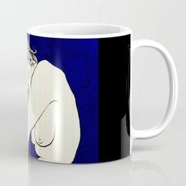 Angler mermaid Coffee Mug