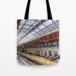 Paddington Station London Tote Bag