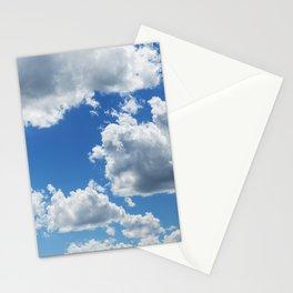 Cumulus Clouds 6 Stationery Cards