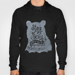 SSDGM Bear Hoody
