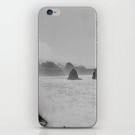 Misty Cliffs of the Soul iPhone Skin