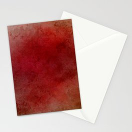 Old red background Stationery Cards